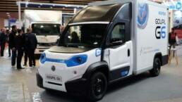 nieuwe goupil G6 elektrische bedrijfsvoertuig