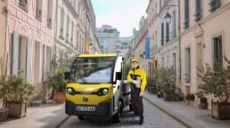 Goupil G4M / Goupil G4L elektrische voertuigen