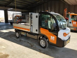 Goupil G4L 100% elektrisch voertuig