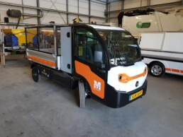 Goupil G4L 100% elektrische bedrijfsvoertuig